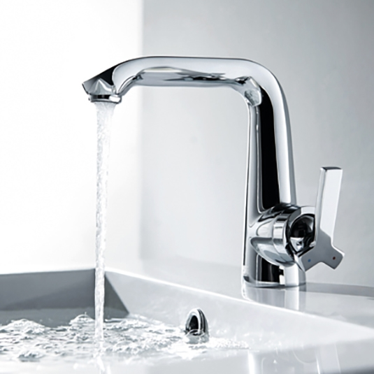 Basin Used Bath & Shower Chrome Faucet European Design Basin Faucet