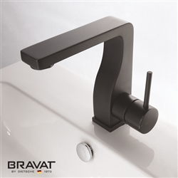 Bravat Air Mix Technology Bathroom Sink Faucet