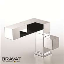 Bravat Contemp Chrome plated polished faucet
