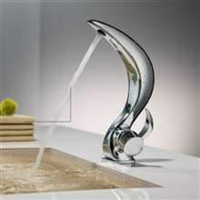 Torcao Award Design Upscale Solid Brass Sink Faucet