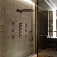 Fontana Lima Ultra Waterfall System Light Oil Rubbed Bronze