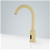 Fontana Commercial Brushed Gold Plated Automatic Motion Sensor Faucet