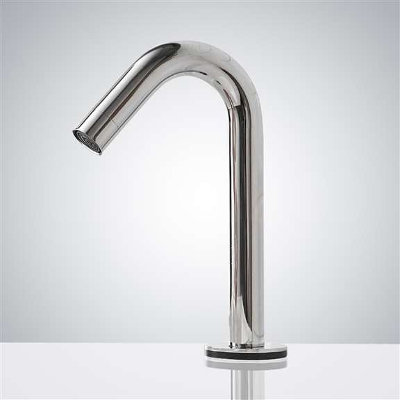 Touch Control Bathroom Basin Faucets