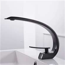 Rhone Oil Rubbed Bronze Single Lever Bath Faucet