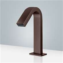 Fontana Commercial Light Oil Rubbed Bronze Touch less Automatic Sensor Hands Free Faucet