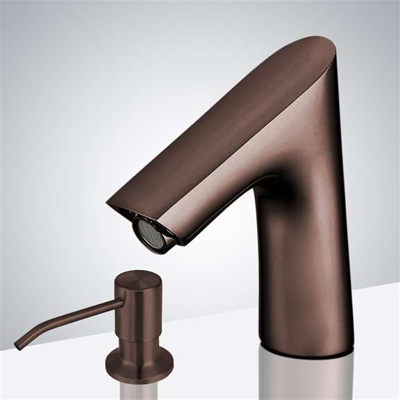 Fontana Commercial Light ORB Touchless Automatic Sensor Faucet