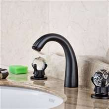 Verdal Oil Rubbed Bronze Bath Sink Faucet