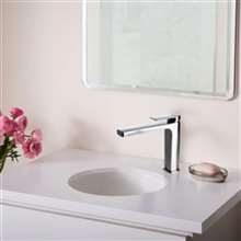 Hérault Single Handle Bathroom Sink Faucet