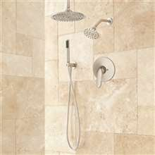 Fontana Couple Dual Showering System in Oil Rubbed Bronze