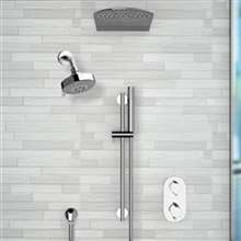 Fontana Couple Showering Dual Showers System with Handshower