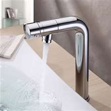 Doccia Contemporary Faucet with Revolvable Spout