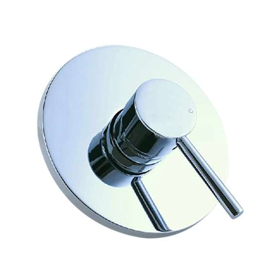 In-wall Shower Mixer Valve