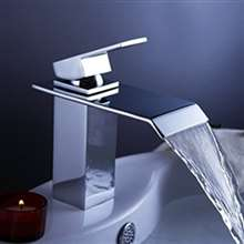 Rawson Chrome Finish Single Handle Bathroom Sink Faucet