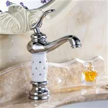 Creative Design L'Aquila Luxury Chrome Faucet