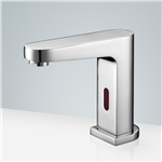 Hagios Commercial Automatic Chrome Finish Sensor Faucet