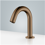 Brio Commercial Oil Rubbed Bronze Touch less Volume Sensor Hands Free Faucet