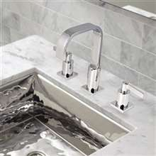 Kimberley Chrome Finish Bathroom Sink Faucet