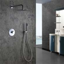 Fontana Lenox 2-Way Function Valve Shower Set