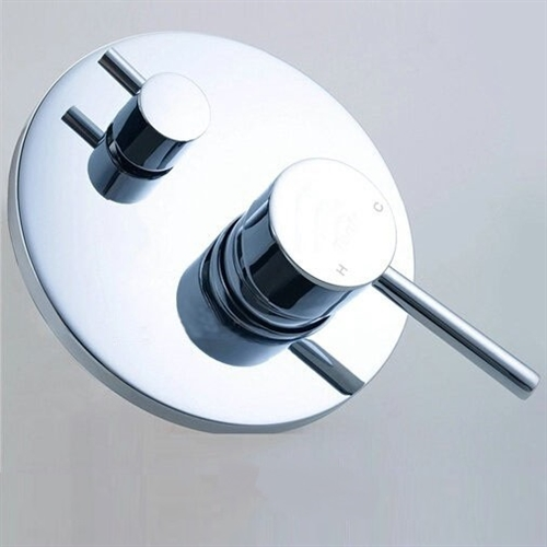 Fontana Prima Shower Mixing Valve 2-Way Concealed Wall Mounted
