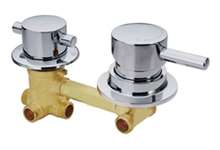Shower Mixer  2/3/4 OR 5 Way Water Outlet Mixing Valve FS6120CM