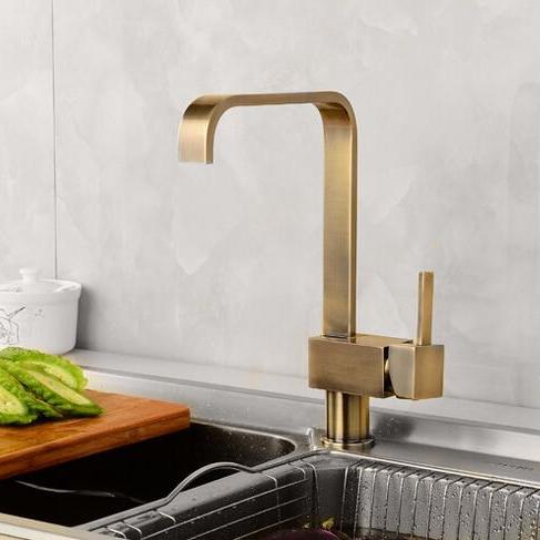 Brass Faucet Shop Phoenix Classico Antique Brass Single Handle Kitchen Sink Faucet Fontana Showers Big Sale Now On