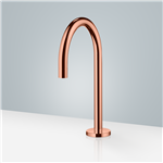 Livorno Commercial Rose Gold Stainless Steel Long Automatic Sensor Faucet