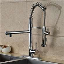 Calvados Single Handle Deck Mounted Kitchen Sink Faucet