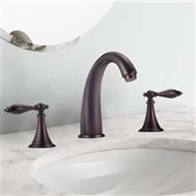 Fontana Rio Classic Oil Rubbed Bronze Bathroom Sink Faucet