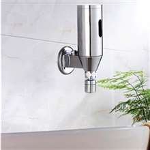 Denver Wall Mounted Brass Automatic Sensor Bathroom Faucet B