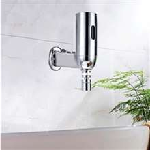 Denver Wall Mounted Brass Automatic Sensor Bathroom Faucet C