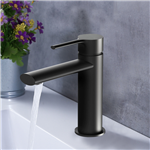 Fontana Rauma Solid Brass Hot and Cold Water Mixer Single Handle Faucet