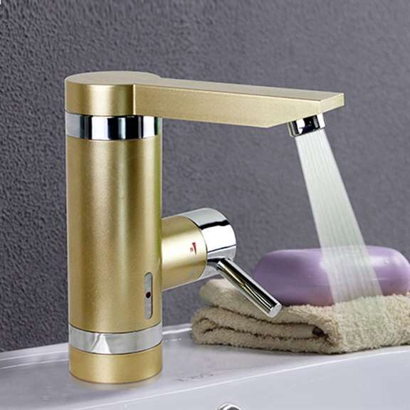 Serena Deck Mounted Instant Electric Water Heater Faucet