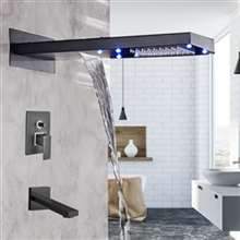 Rio 3 Ways Wall Mount Shower Faucet