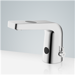 Fontana Reno Commercial Chrome Plated Automatic Infra-Red Sensor Sink Faucet