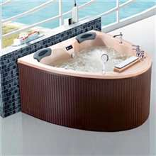 Atlanta Freestanding Whirlpool Massage Bathtub