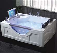 Denver Whirlpool Massage Two Person Luxury Bathtub