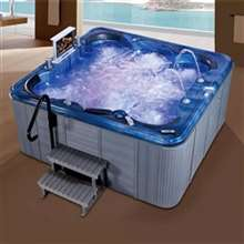Rio Outdoor Air Jet Whirlpool Massage Bathtub