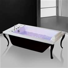 Texas Freestanding Indoor Soaking Bathtub