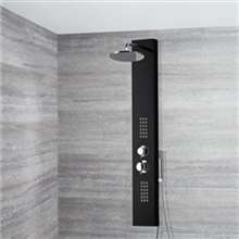 "61"" Stainless Steel Massage Shower Panel"