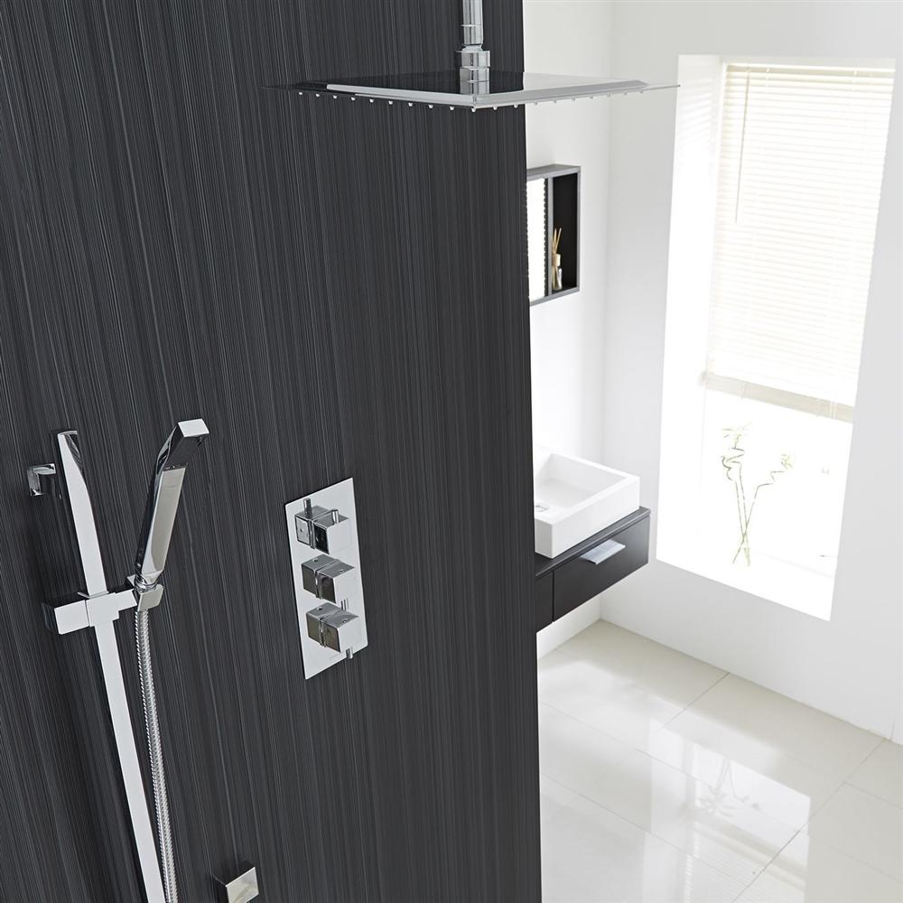 decorative bathroom hardware sets.htm shop fontana liverpool ceiling mount thermostatic rainfall shower  shop fontana liverpool ceiling mount