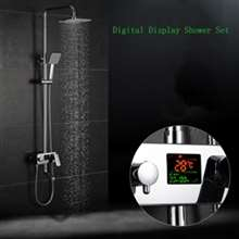 Lenox Water-Powered Digital Display Shower System