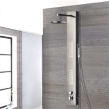 Alba Massage Shower Panel System