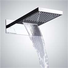 Rain and waterfall Shower Head