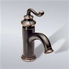 Venitian Oil Rubbed Bronze Vessel Vanity Sink Faucet