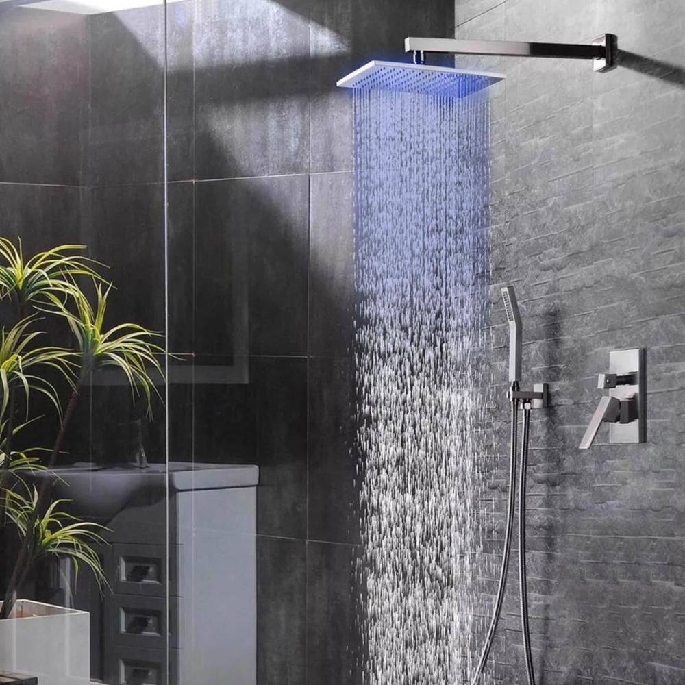 alternative views - Led Shower Head