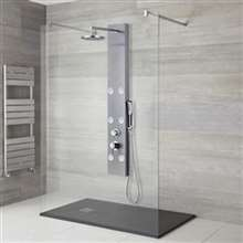 Fontana Piero Rainfall Shower Panel System