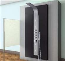 Fontana Thermostatic Shower Massage Panel System