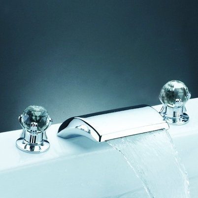 two caracas led shop faucets p handled vienna waterfall faucet bathtu mounted deck bathtub htm