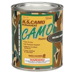 HS 00362 Camo Paint Quart Olive Drab