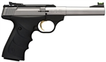 "Browning Buck Mark Camper Stainless URX .22 LR 5.5"" bbl 051442490"